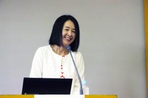水津陽子氏(合同会社フォーティR&C代表/経営コンサルタント)