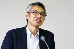 青田真樹氏(株式会社野生復帰計画)による話題提供