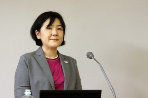 伊与田美歴氏(日本政府観光局 海外プロモーション部次長)