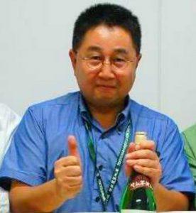 菊野日出彦氏