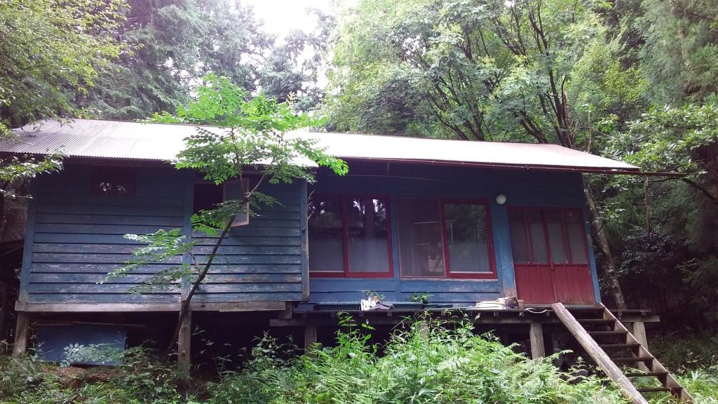 初めての手作りの家